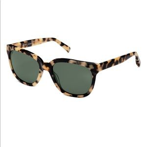 💜Warby Parker💜 Reilly polarized sunglasses